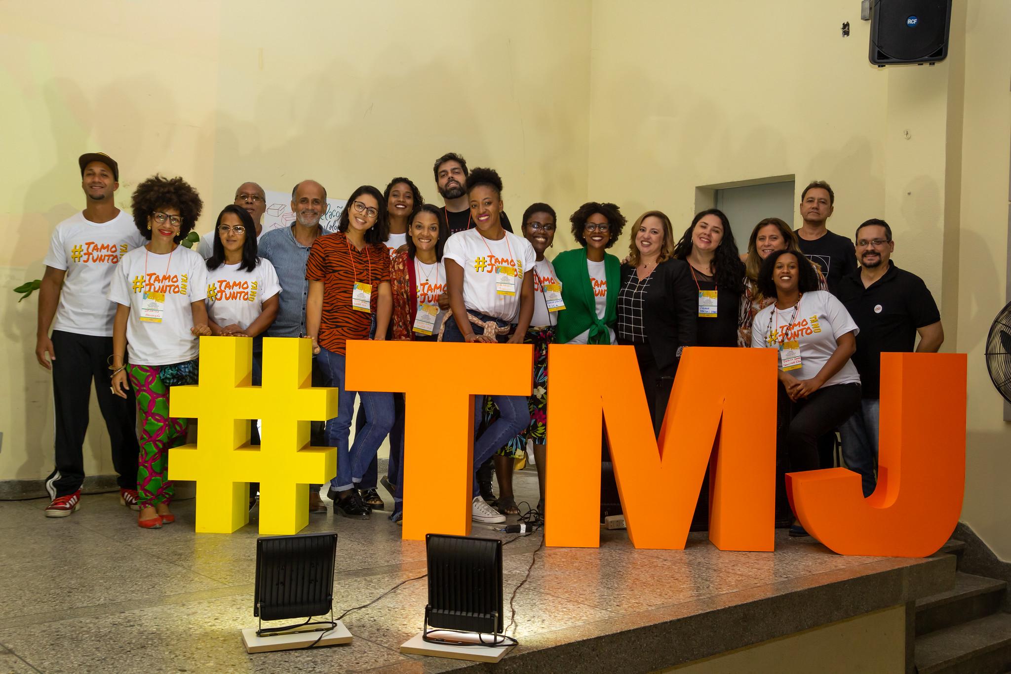 Paiol Cultural apresenta vídeo participativo em seminário do #TamoJunto9ºano